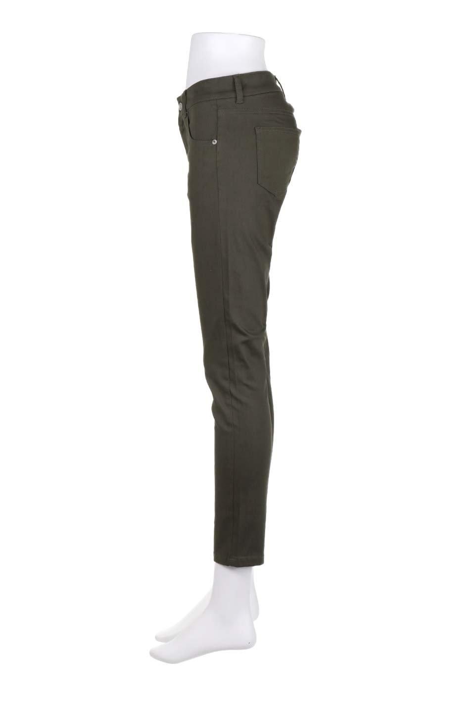 StretchTwillSkinnyPantsストレッチスキニーパンツ大人カジュアルに最適な海外ファッションのothers(その他インポートアイテム)のボトムやパンツ。ツイル生地のストレッチスキニーパンツ。困った時に頼りになる万能パンツ。/main-12