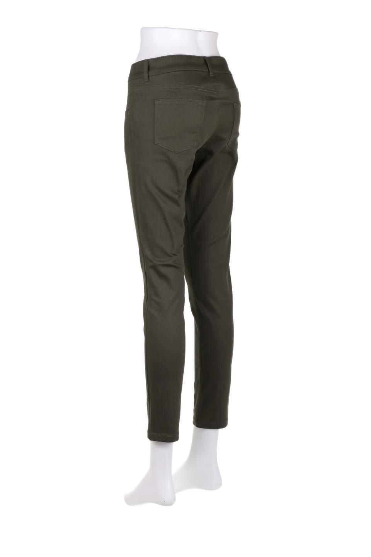 StretchTwillSkinnyPantsストレッチスキニーパンツ大人カジュアルに最適な海外ファッションのothers(その他インポートアイテム)のボトムやパンツ。ツイル生地のストレッチスキニーパンツ。困った時に頼りになる万能パンツ。/main-13