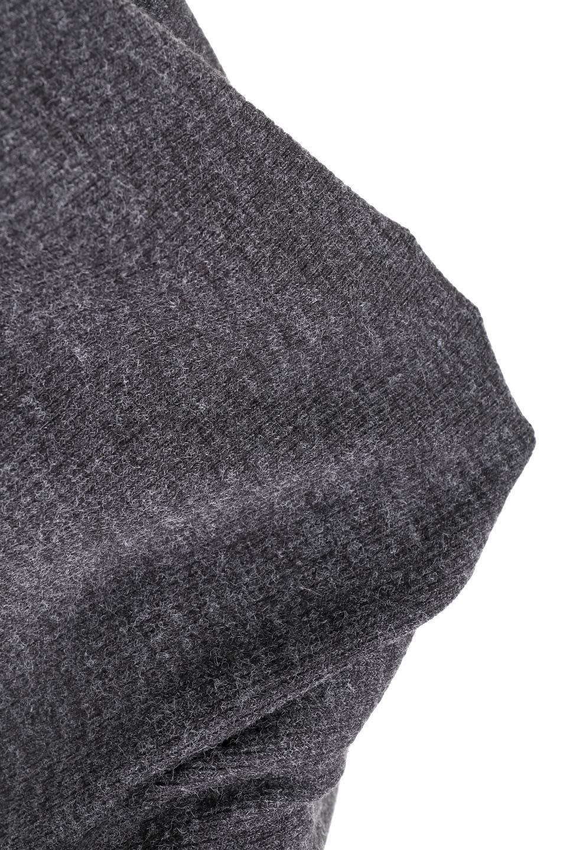 DolmanSleeveCocoonTopドルマンスリーブ・トップス大人カジュアルに最適な海外ファッションのothers(その他インポートアイテム)のトップスやニット・セーター。シンプルデザインのドルマンスリーブトップス。二重織りのリブニット生地が特徴で、細かい縞々が目を引きます。/main-9