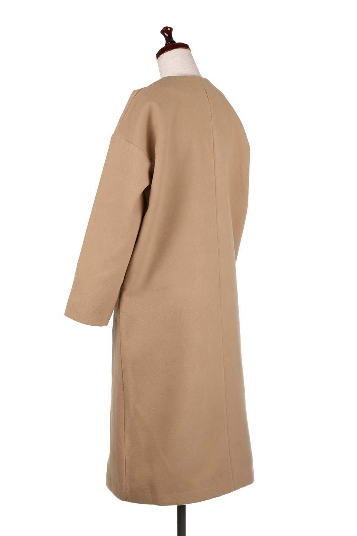 DropShoulderChesterCoatドロップショルダー・チェスターコート大人カジュアルに最適な海外ファッションのothers(その他インポートアイテム)のアウターやコート。オーバーサイズのドロップショルダー・チェスターコート。秋冬コーデでは絶対にはずせないチェスターコート。/main-13