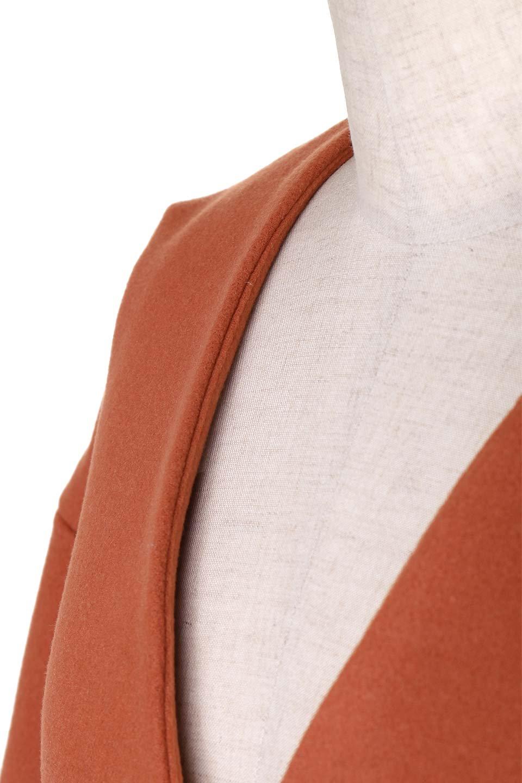 DropShoulderChesterCoatドロップショルダー・チェスターコート大人カジュアルに最適な海外ファッションのothers(その他インポートアイテム)のアウターやコート。オーバーサイズのドロップショルダー・チェスターコート。秋冬コーデでは絶対にはずせないチェスターコート。/main-21