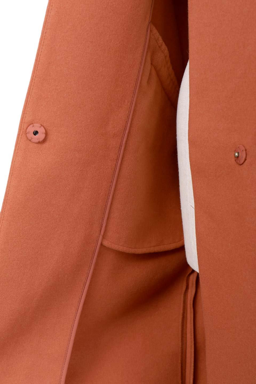DropShoulderChesterCoatドロップショルダー・チェスターコート大人カジュアルに最適な海外ファッションのothers(その他インポートアイテム)のアウターやコート。オーバーサイズのドロップショルダー・チェスターコート。秋冬コーデでは絶対にはずせないチェスターコート。/main-25