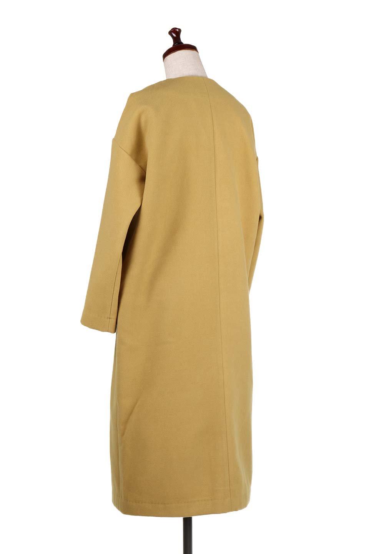 DropShoulderChesterCoatドロップショルダー・チェスターコート大人カジュアルに最適な海外ファッションのothers(その他インポートアイテム)のアウターやコート。オーバーサイズのドロップショルダー・チェスターコート。秋冬コーデでは絶対にはずせないチェスターコート。/main-8