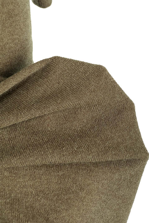 LongKnitDressw/Lace-UpSashBeltレースアップサッシュベルト付ワンピース大人カジュアルに最適な海外ファッションのothers(その他インポートアイテム)のワンピースやマキシワンピース。可愛いサッシュベルトが付属した薄手のニットワンピ。付属するスウェード風のサッシュベルトはギャザーやレースアップなど、単体でも使いまわせそうなクオリティです。/main-23