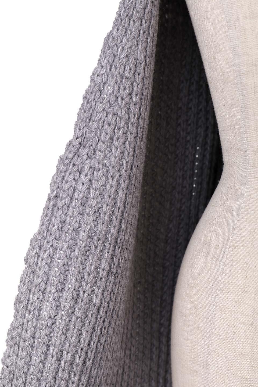 LongBulkyCardiganロングカーディガン大人カジュアルに最適な海外ファッションのothers(その他インポートアイテム)のアウターやカーディガン。ザックリ編みのロングカーディガン。動きやすいスリット入り。/main-25