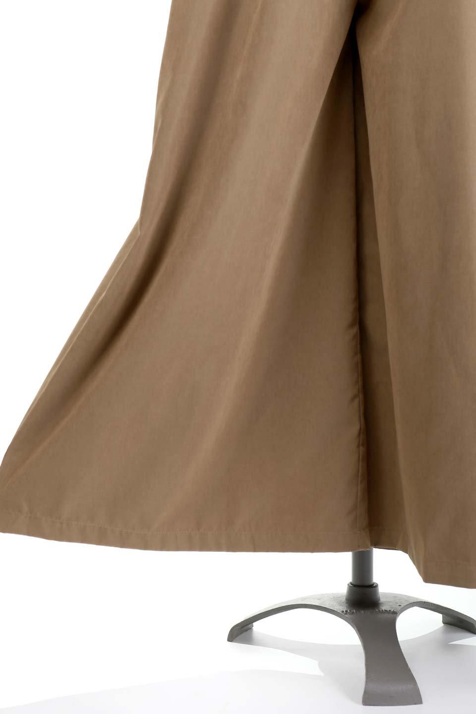 WideLegJumpSuitワイドパンツ・オールインワン大人カジュアルに最適な海外ファッションのothers(その他インポートアイテム)のボトムやロンパース類。大きめリボンがポイントのワイドパンツ・オールインワン。様々なインナーでレイヤードを楽しめる今年らしいオールインワンです。/main-8