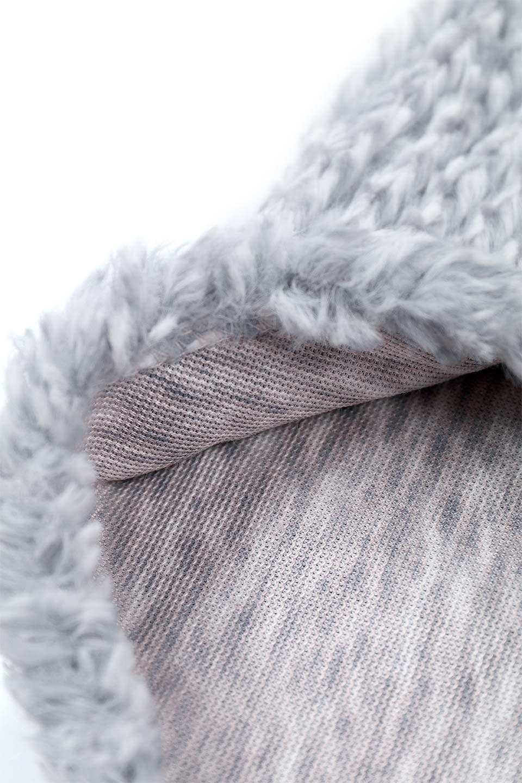 ChenilleKnitDogHoodieモコモコ・ドッグパーカ大人カジュアルに最適な海外ファッションのothers(その他インポートアイテム)のドッググッズや。肌触りの良いモールニットのフワフワモコモコのニットパーカ。胸のベルクロで全開になり着用が楽になります。/main-13