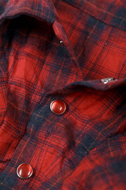 CaliforniaCactusDogShirtsカリフォルニア・ドッグシャツ大人カジュアルに最適な海外ファッションのothers(その他インポートアイテム)のドッググッズや。アメカジテイストのワンちゃん用チェックシャツ。洗いざらしのシワも気にならないカジュアルなチェックシャツ。/main-11