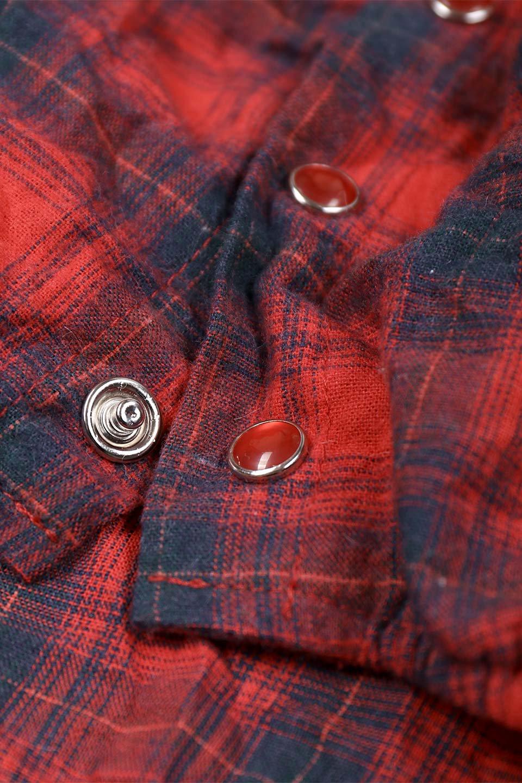 CaliforniaCactusDogShirtsカリフォルニア・ドッグシャツ大人カジュアルに最適な海外ファッションのothers(その他インポートアイテム)のドッググッズや。アメカジテイストのワンちゃん用チェックシャツ。洗いざらしのシワも気にならないカジュアルなチェックシャツ。/main-12