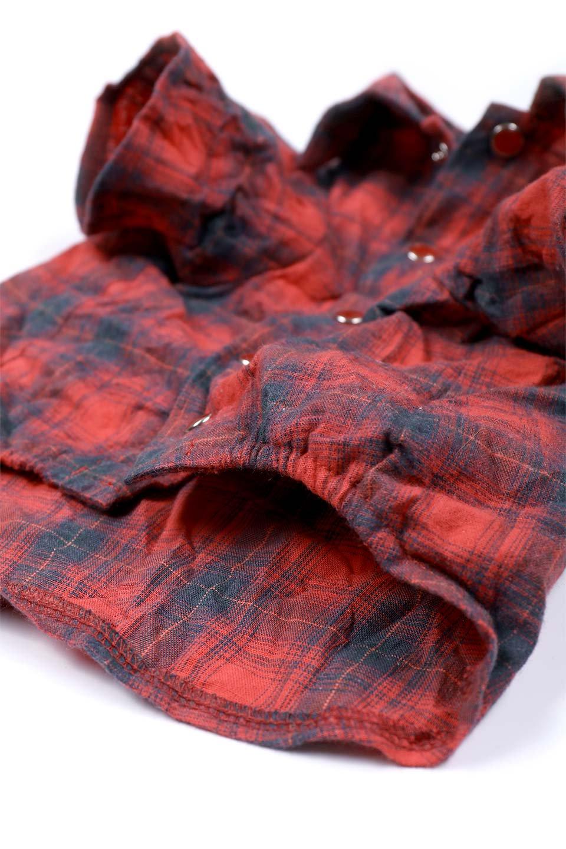 CaliforniaCactusDogShirtsカリフォルニア・ドッグシャツ大人カジュアルに最適な海外ファッションのothers(その他インポートアイテム)のドッググッズや。アメカジテイストのワンちゃん用チェックシャツ。洗いざらしのシワも気にならないカジュアルなチェックシャツ。/main-13