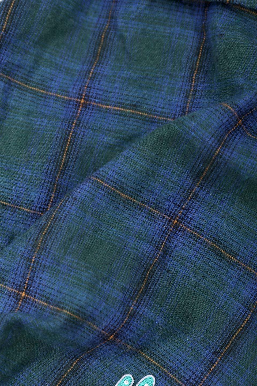 CaliforniaCactusDogShirtsカリフォルニア・ドッグシャツ大人カジュアルに最適な海外ファッションのothers(その他インポートアイテム)のドッググッズや。アメカジテイストのワンちゃん用チェックシャツ。洗いざらしのシワも気にならないカジュアルなチェックシャツ。/main-22