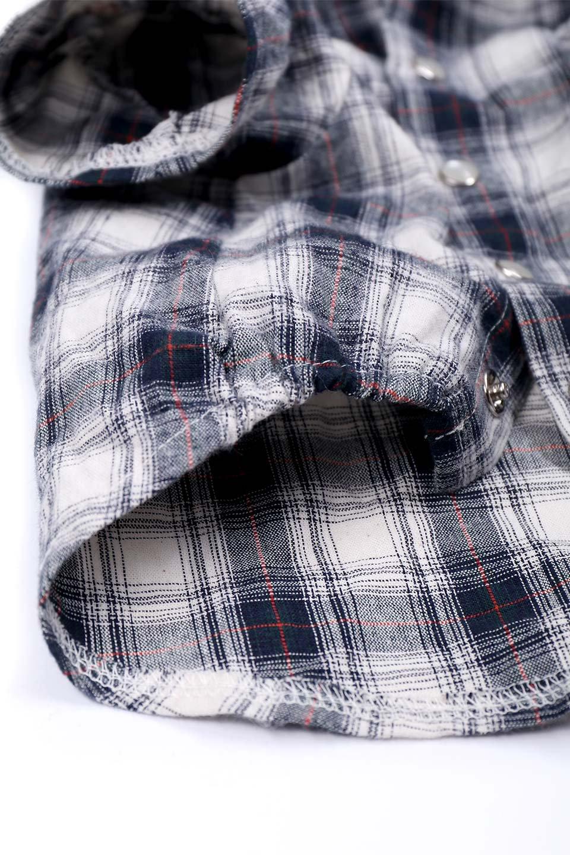 CaliforniaCactusDogShirtsカリフォルニア・ドッグシャツ大人カジュアルに最適な海外ファッションのothers(その他インポートアイテム)のドッググッズや。アメカジテイストのワンちゃん用チェックシャツ。洗いざらしのシワも気にならないカジュアルなチェックシャツ。/main-5
