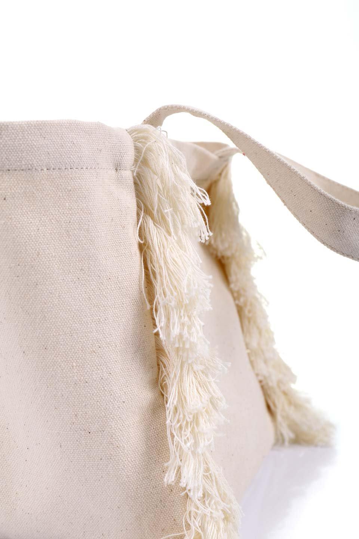 FringeMiniToteBagフリンジミニトートバッグ大人カジュアルに最適な海外ファッションのothers(その他インポートアイテム)のドッググッズや。犬の散歩用フリンジミニトートバッグ。犬の散歩に丁度良いサイズのばっぐです。/main-20