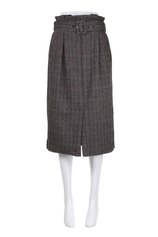 GunclubcheckHighWaistSkirtガンクラブチェックスカート大人カジュアルに最適な海外ファッションのothers(その他インポートアイテム)のボトムやスカート。今季注目のガンクラブチェックのハイウエストスカート。グレンチェック同様英国の雰囲気が漂うガンクラブチェックは、シックで落ち着いたコーディネートにピッタリな柄です。/main-10
