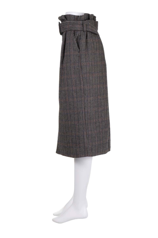 GunclubcheckHighWaistSkirtガンクラブチェックスカート大人カジュアルに最適な海外ファッションのothers(その他インポートアイテム)のボトムやスカート。今季注目のガンクラブチェックのハイウエストスカート。グレンチェック同様英国の雰囲気が漂うガンクラブチェックは、シックで落ち着いたコーディネートにピッタリな柄です。/main-12