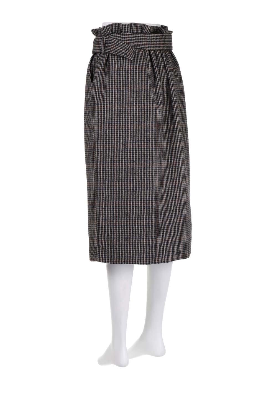 GunclubcheckHighWaistSkirtガンクラブチェックスカート大人カジュアルに最適な海外ファッションのothers(その他インポートアイテム)のボトムやスカート。今季注目のガンクラブチェックのハイウエストスカート。グレンチェック同様英国の雰囲気が漂うガンクラブチェックは、シックで落ち着いたコーディネートにピッタリな柄です。/main-13
