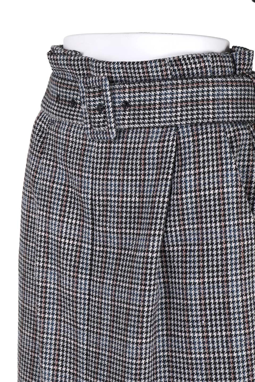 GunclubcheckHighWaistSkirtガンクラブチェックスカート大人カジュアルに最適な海外ファッションのothers(その他インポートアイテム)のボトムやスカート。今季注目のガンクラブチェックのハイウエストスカート。グレンチェック同様英国の雰囲気が漂うガンクラブチェックは、シックで落ち着いたコーディネートにピッタリな柄です。/main-16