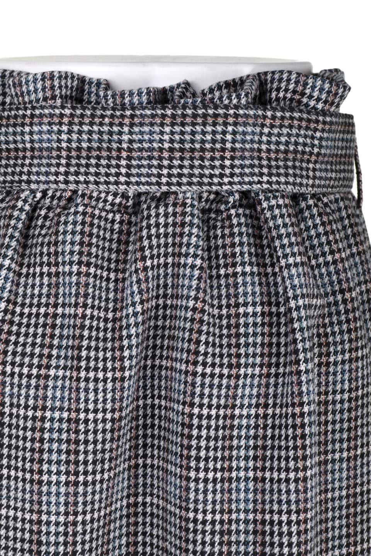 GunclubcheckHighWaistSkirtガンクラブチェックスカート大人カジュアルに最適な海外ファッションのothers(その他インポートアイテム)のボトムやスカート。今季注目のガンクラブチェックのハイウエストスカート。グレンチェック同様英国の雰囲気が漂うガンクラブチェックは、シックで落ち着いたコーディネートにピッタリな柄です。/main-18