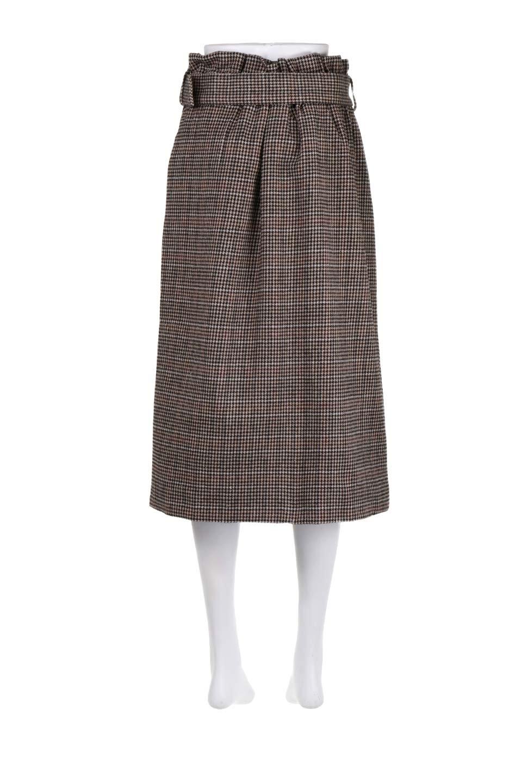 GunclubcheckHighWaistSkirtガンクラブチェックスカート大人カジュアルに最適な海外ファッションのothers(その他インポートアイテム)のボトムやスカート。今季注目のガンクラブチェックのハイウエストスカート。グレンチェック同様英国の雰囲気が漂うガンクラブチェックは、シックで落ち着いたコーディネートにピッタリな柄です。/main-9