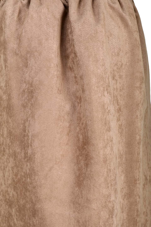 EcoSuedeLace-upSkirtエコスエード・レースアップスカート大人カジュアルに最適な海外ファッションのothers(その他インポートアイテム)のボトムやスカート。ボヘミアンな雰囲気漂うエコスエードのレースアップスカート。左右のレースアップはもちろん、裾のタックもアクセントになったスカートです。/main-21