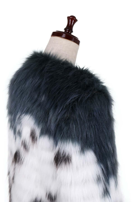 LongHairyShaggyEcoFurCoatロングシャギー・エコファーコート大人カジュアルに最適な海外ファッションのothers(その他インポートアイテム)のアウターやコート。綺麗なカラーリングのあたたかエコファー(フェイクファー)コート。ナチュラルなカラーより今年はこんな感じの人工的なカラーリングが断然オススメ。/main-6