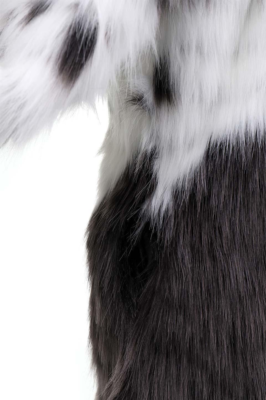 LongHairyShaggyEcoFurCoatロングシャギー・エコファーコート大人カジュアルに最適な海外ファッションのothers(その他インポートアイテム)のアウターやコート。綺麗なカラーリングのあたたかエコファー(フェイクファー)コート。ナチュラルなカラーより今年はこんな感じの人工的なカラーリングが断然オススメ。/main-8