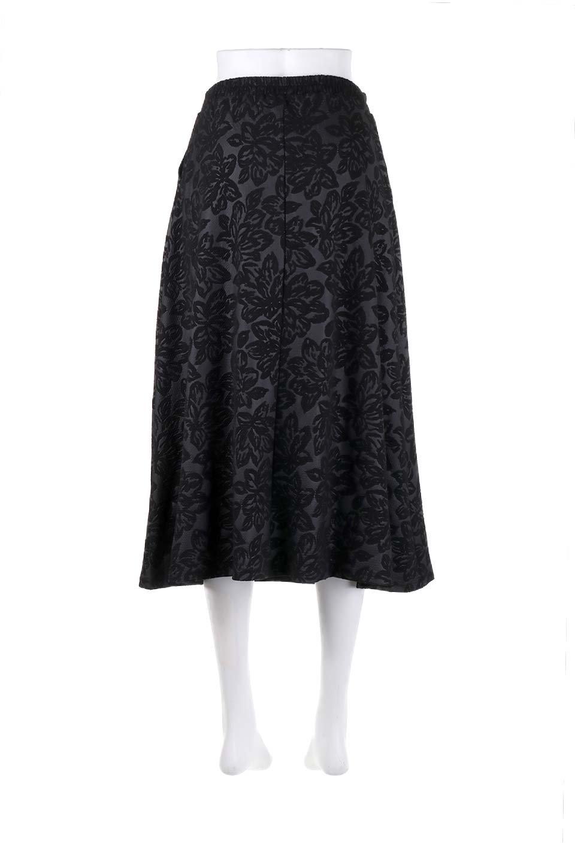 FloralEmbossingFlaredSpringSkirt花柄エンボス・フレアスカート大人カジュアルに最適な海外ファッションのothers(その他インポートアイテム)のボトムやスカート。花柄エンボス加工が印象的なミディスカート。大人気のスカートが春の新色を追加して新登場。/main-24