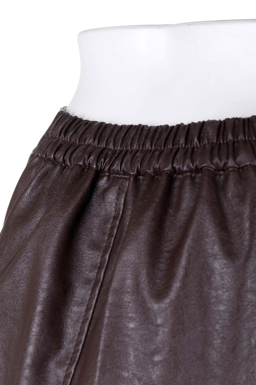 EcoLeatherMermaidSkirtレザー・マーメイドスカート大人カジュアルに最適な海外ファッションのothers(その他インポートアイテム)のボトムやスカート。エレガントなシルエットのレーザースカート。大人っぽいシックなコーデが思い切り楽しめるアイテム。/main-16