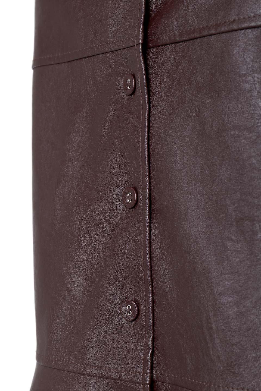 EcoLeatherMermaidSkirtレザー・マーメイドスカート大人カジュアルに最適な海外ファッションのothers(その他インポートアイテム)のボトムやスカート。エレガントなシルエットのレーザースカート。大人っぽいシックなコーデが思い切り楽しめるアイテム。/main-19