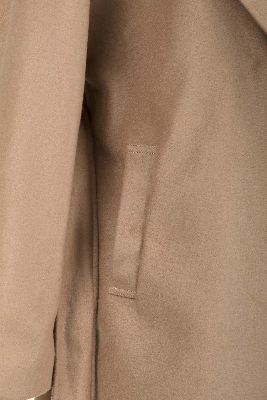 MeltonGownHoodedCoatメルトン・ガウンコート大人カジュアルに最適な海外ファッションのothers(その他インポートアイテム)のアウターやコート。大きなフードが可愛いポイントのガウンコート。身幅に関係なく羽織れるのが人気のガウンコート。/main-20