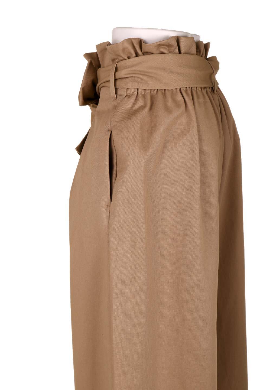 HighWaistRibbonWidePantsハイウエスト・リボンワイドパンツ大人カジュアルに最適な海外ファッションのothers(その他インポートアイテム)のボトムやパンツ。ご要望の多いハイウエストタイプのワイドパンツ。大人気の定番シルエットと太めのリボンベルトの春夏ボトム。/main-16