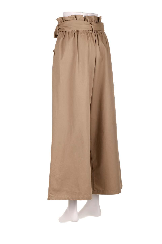 HighWaistRibbonWidePantsハイウエスト・リボンワイドパンツ大人カジュアルに最適な海外ファッションのothers(その他インポートアイテム)のボトムやパンツ。ご要望の多いハイウエストタイプのワイドパンツ。大人気の定番シルエットと太めのリボンベルトの春夏ボトム。/main-8