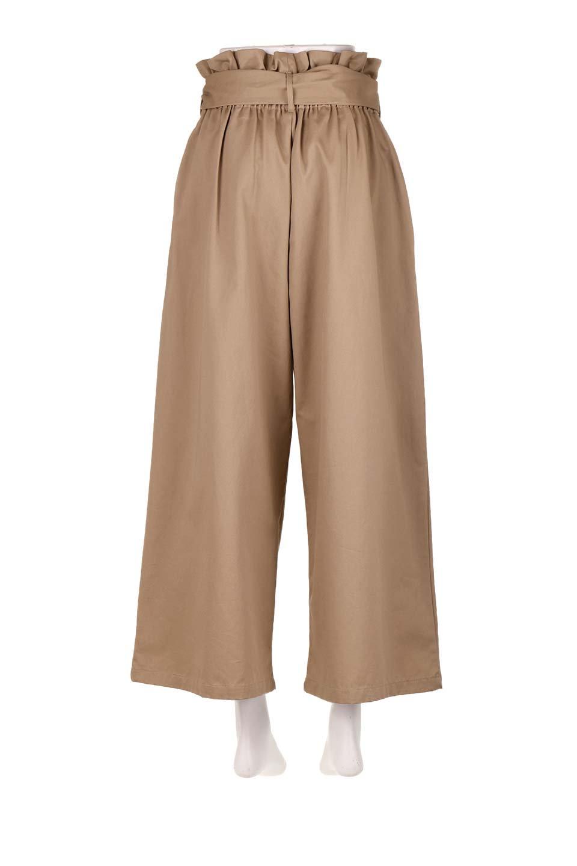 HighWaistRibbonWidePantsハイウエスト・リボンワイドパンツ大人カジュアルに最適な海外ファッションのothers(その他インポートアイテム)のボトムやパンツ。ご要望の多いハイウエストタイプのワイドパンツ。大人気の定番シルエットと太めのリボンベルトの春夏ボトム。/main-9