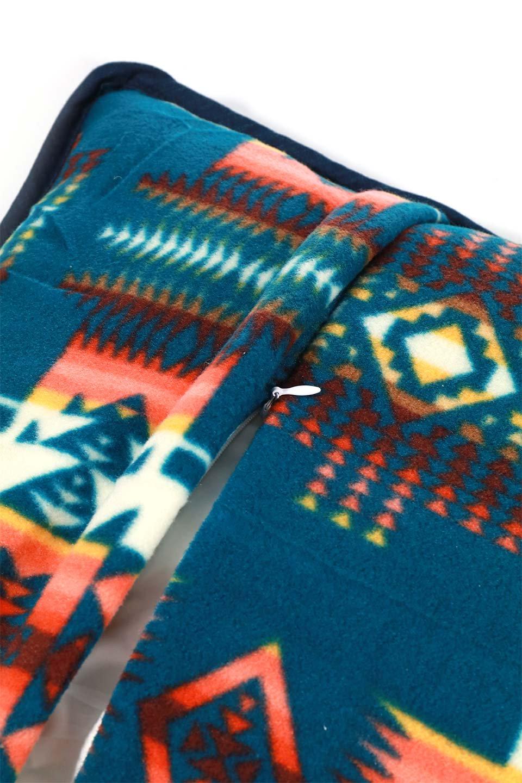 OrtegaPatternedDoggieBedオルテガ柄・フリースクッション大人カジュアルに最適な海外ファッションのothers(その他インポートアイテム)のドッググッズや。アメリカンなオルテガ柄のフリースクッション。ワンちゃんが大好きなフワフワのクッションです。/main-17