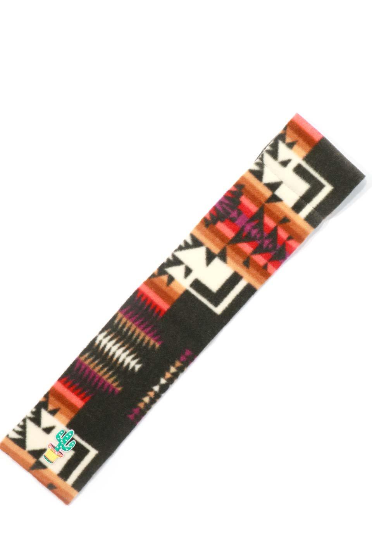 OrtegaPatternedDoggieMufflerオルテガ柄・フリースマフラー大人カジュアルに最適な海外ファッションのothers(その他インポートアイテム)のドッググッズや。アメリカンなオルテガ柄のフリースマフラー。カラフルで抜群の可愛さのワンちゃんアイテム。/main-20
