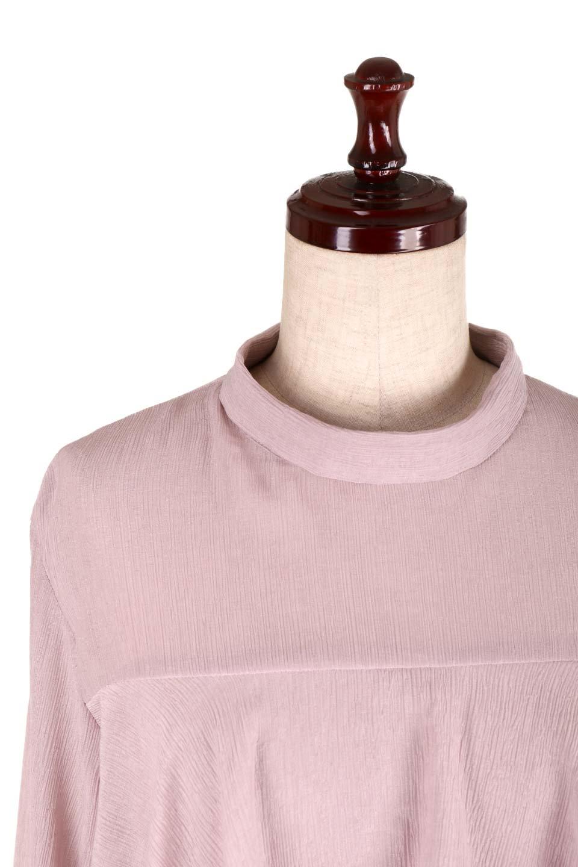 BellSleeveTieredBlouseベルスリーブ・ティアードブラウス大人カジュアルに最適な海外ファッションのothers(その他インポートアイテム)のトップスやシャツ・ブラウス。大きめに段を取ったフリルが特徴のブラウス。適度なショート丈で春っぽいコーディネートができます。/main-15