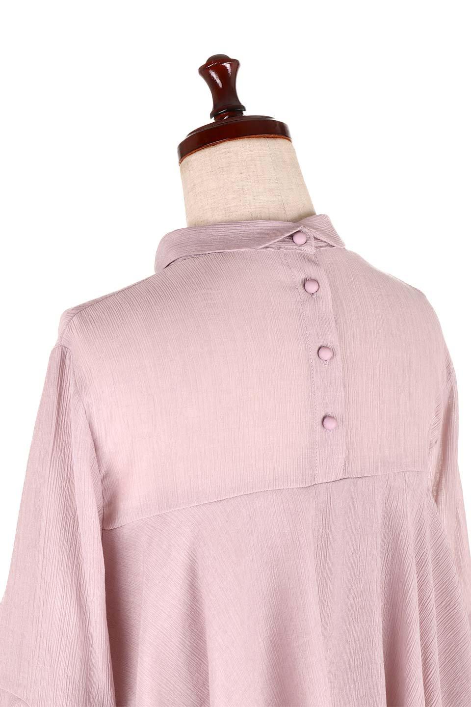 BellSleeveTieredBlouseベルスリーブ・ティアードブラウス大人カジュアルに最適な海外ファッションのothers(その他インポートアイテム)のトップスやシャツ・ブラウス。大きめに段を取ったフリルが特徴のブラウス。適度なショート丈で春っぽいコーディネートができます。/main-16