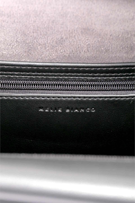 meliebiancoのIsabella(Black)ストラップ付・2WAYハンドバッグ/海外ファッション好きにオススメのインポートバッグとかばん、MelieBianco(メリービアンコ)のバッグやハンドバッグ。お仕事用にも使えそうなシンプルハンドバッグ。大きめのA4ファイルもスッポリの収納力は魅力です。/main-12