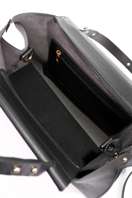 meliebiancoのIsabella(Black)ストラップ付・2WAYハンドバッグ/海外ファッション好きにオススメのインポートバッグとかばん、MelieBianco(メリービアンコ)のバッグやハンドバッグ。お仕事用にも使えそうなシンプルハンドバッグ。大きめのA4ファイルもスッポリの収納力は魅力です。/main-13