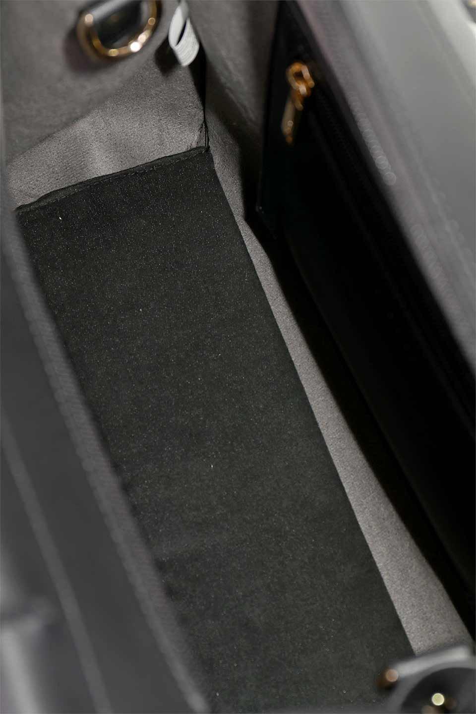meliebiancoのIsabella(Black)ストラップ付・2WAYハンドバッグ/海外ファッション好きにオススメのインポートバッグとかばん、MelieBianco(メリービアンコ)のバッグやハンドバッグ。お仕事用にも使えそうなシンプルハンドバッグ。大きめのA4ファイルもスッポリの収納力は魅力です。/main-14