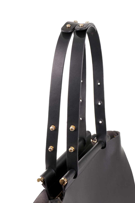 meliebiancoのIsabella(Black)ストラップ付・2WAYハンドバッグ/海外ファッション好きにオススメのインポートバッグとかばん、MelieBianco(メリービアンコ)のバッグやハンドバッグ。お仕事用にも使えそうなシンプルハンドバッグ。大きめのA4ファイルもスッポリの収納力は魅力です。/main-6