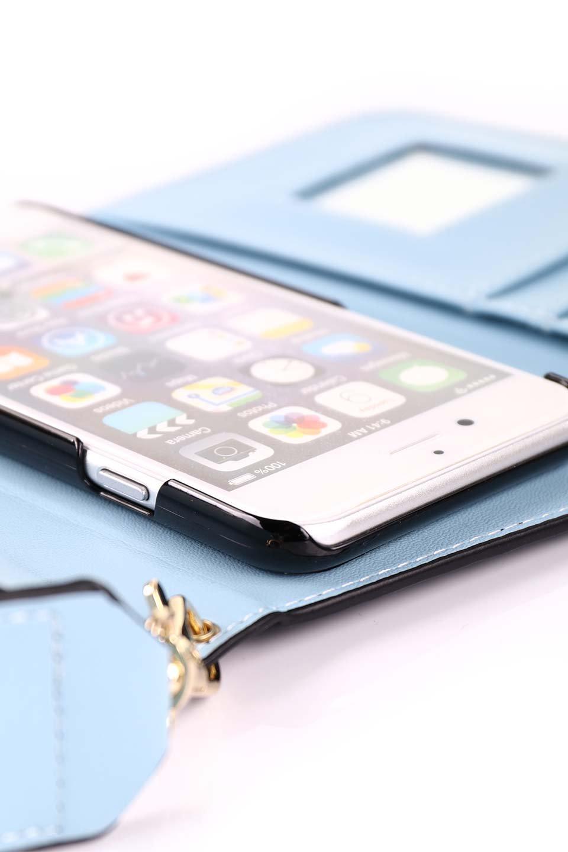 STARRYのFunctionalCase(Black)//foriPhone8,7,6s,6/iPhoneケースのレディースブランド、STARRY(スターリー)のテックアクセサリーや。STARRYの中でも人気のシルエットをアップデートしたスマホケース。内側と外側の色のコンビネーションが可愛いデザインです。/main-18