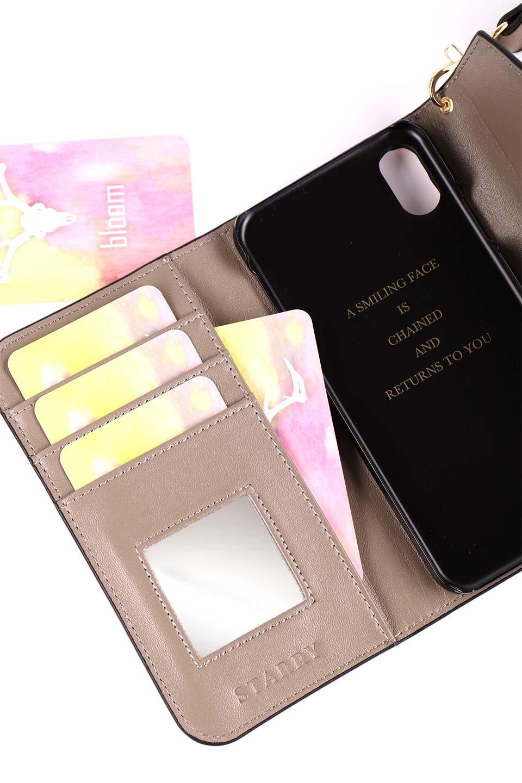 STARRYのOffice(Pink)//foriPhoneX/iPhoneケースのレディースブランド、STARRY(スターリー)のテックアクセサリーや。オンオフ問わず使用できるスッキリとしたデザインのスマホケース。コーディネートの見本になりそうな同系色の組み合わせが可愛いケースです。/main-18