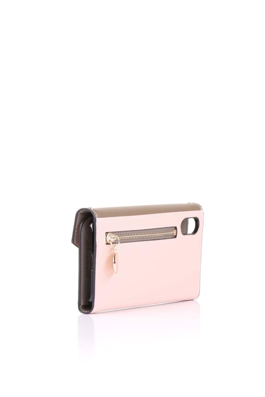 STARRYのOffice(Pink)//foriPhoneX/iPhoneケースのレディースブランド、STARRY(スターリー)のテックアクセサリーや。オンオフ問わず使用できるスッキリとしたデザインのスマホケース。コーディネートの見本になりそうな同系色の組み合わせが可愛いケースです。/main-8