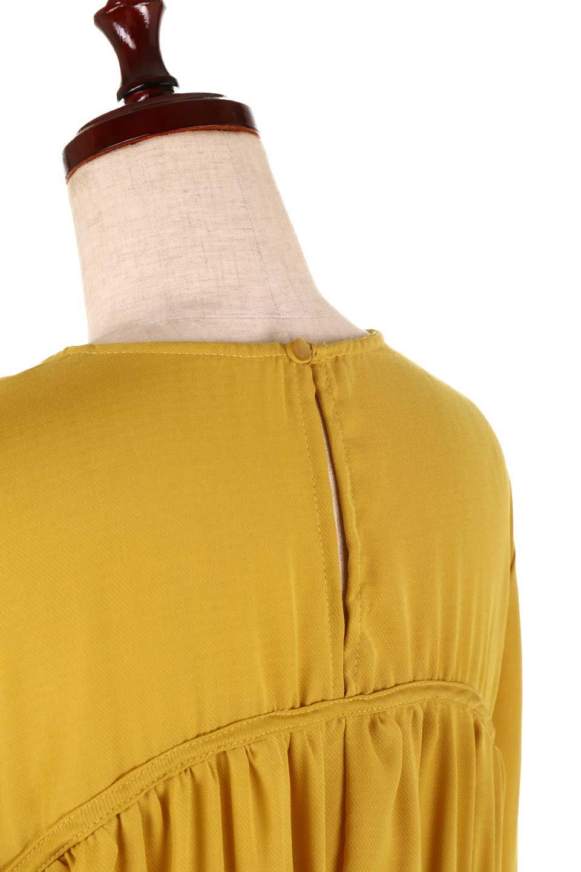 V-KneckGatheredBlouseVネック・ギャザーブラウス大人カジュアルに最適な海外ファッションのothers(その他インポートアイテム)のトップスやシャツ・ブラウス。キャンディースリーブのギャザーブラウス。ソフトなジョーゼット生地を2枚重ねた着心地の良いブラウスです。/main-21