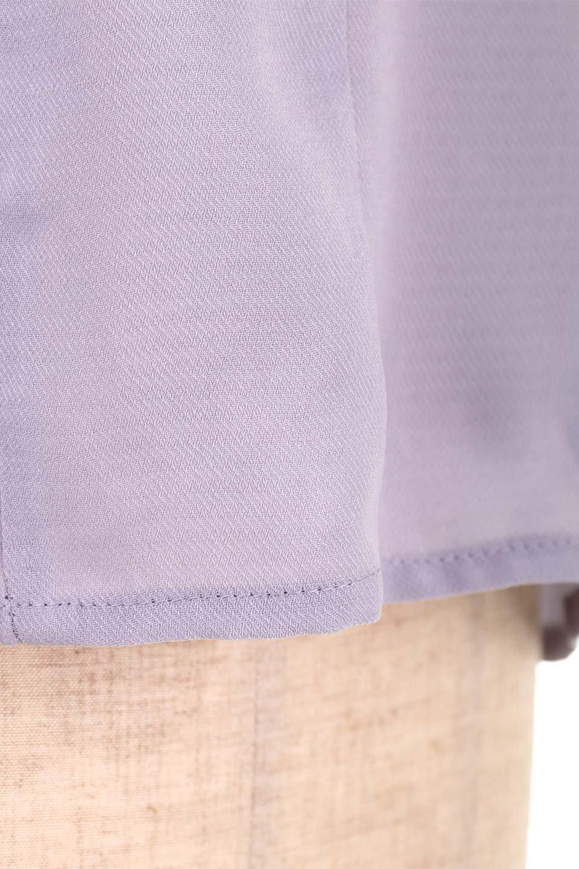 CandySleeveGatheredBlouseキャンディースリーブ・ギャザーブラウス大人カジュアルに最適な海外ファッションのothers(その他インポートアイテム)のトップスやシャツ・ブラウス。ギャザーでドレープ感を強調させたキャンディースリーブの7分袖ブラウス。ソフトなジョーゼット生地を2枚重ねた着心地の良いブラウスです。/main-26