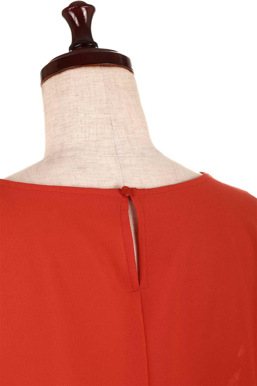 FlaredSleeveBlouseフレアスリーブ・シャーリングブラウス大人カジュアルに最適な海外ファッションのothers(その他インポートアイテム)のトップスやシャツ・ブラウス。ひらひらのフレアスリーブと透け感のある生地の春夏ブラウス。広がった袖口と絞りすぎないシャーリングがポイントのブラウスです。/main-22