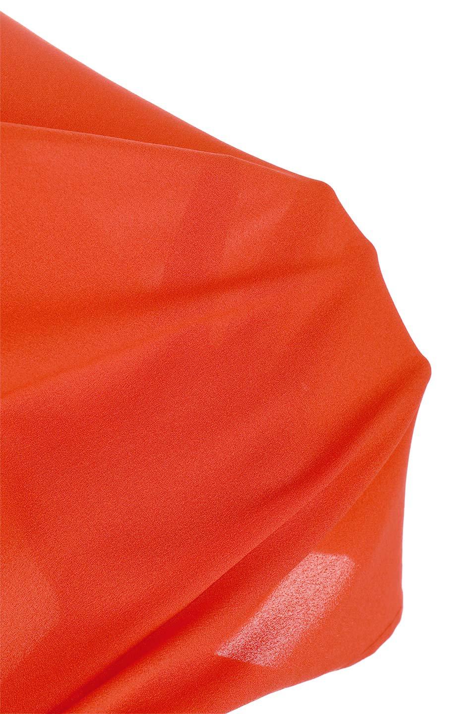 FlaredSleeveBlouseフレアスリーブ・シャーリングブラウス大人カジュアルに最適な海外ファッションのothers(その他インポートアイテム)のトップスやシャツ・ブラウス。ひらひらのフレアスリーブと透け感のある生地の春夏ブラウス。広がった袖口と絞りすぎないシャーリングがポイントのブラウスです。/main-25