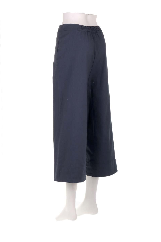 WideLegSailorPantsワイドレッグ・セイラーパンツ大人カジュアルに最適な海外ファッションのothers(その他インポートアイテム)のボトムやパンツ。フロントのボタンが可愛いセイラーパンツ。毎年人気のマリン系のコーデで大活躍間違いなしの人気アイテム。/main-18