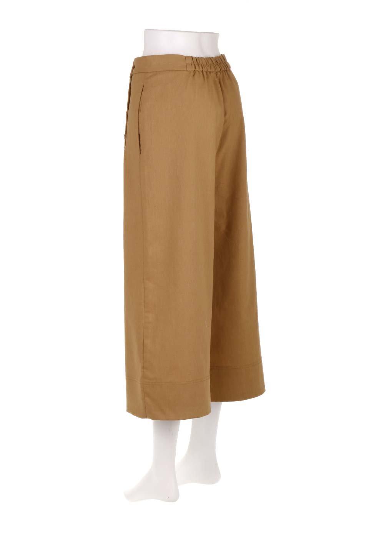 WideLegSailorPantsワイドレッグ・セイラーパンツ大人カジュアルに最適な海外ファッションのothers(その他インポートアイテム)のボトムやパンツ。フロントのボタンが可愛いセイラーパンツ。毎年人気のマリン系のコーデで大活躍間違いなしの人気アイテム。/main-8